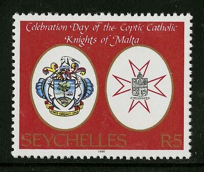 Seychelles  1986  Scott # 601  Mint Never Hinged Set