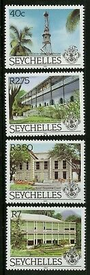Seychelles  1983  Scott # 515-518  Mint Never Hinged Set