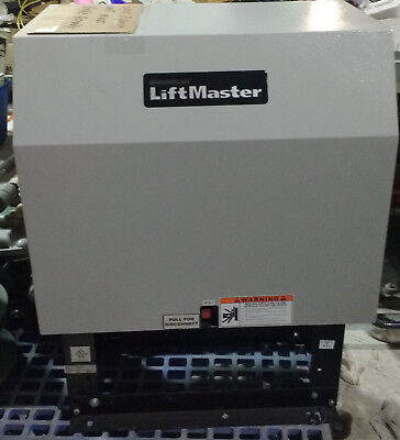 Liftmaster Industrial Gate Opener, SL585-100-43-G3, 1HP, 460V 3PH, 275ft-lb