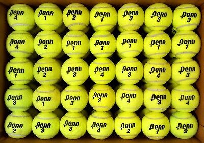100 - 400 used tennis balls - Only $29.95  for 100! SHIPS TODAY! NEW LOW PRICE!