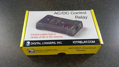 Digital Loggers AC/DC Control Relay