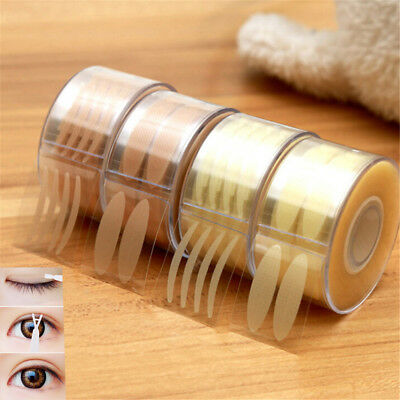 600pc Double Eyelid Tape Invisible Adhesive Eye Lift Strips Lace Stickers YR