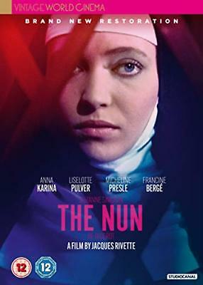 The Nun [DVD] [2018] [DVD][Region 2]