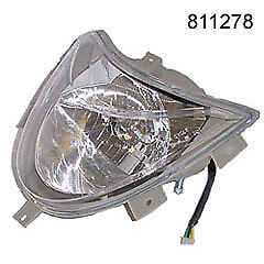 Headlight Fits Eton 50cc 2 Stroke Beamer II,III Beamer Matrix