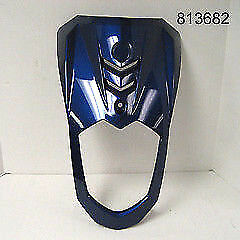 Front Headlight Cover (Blue)
