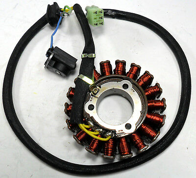 STATOR 18 Pole, 5 Pins in 6 Pin Jack + 1 Ground Eyelet, OD=93 ID=35 H=23