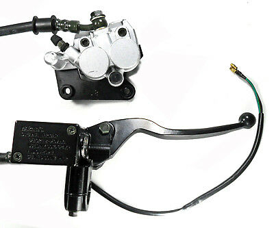 Front Brake Assembly Fits  Tao Tao CY50A (VIP50), CY150 (Powermax) + Others