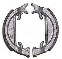 Brake Shoes OD= 77mmx19mm Fits Puch Maxi and Some ATVs, Scooters