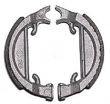 Brake Shoes OD= 77x19mm Fits Puch Maxi and Some ATVs, Scooters