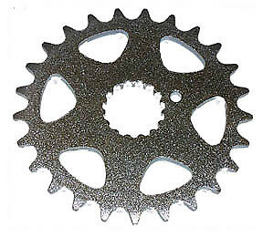 Front Sprocket #415HD 25th Tomos A3/A35/A55 For more low end torque