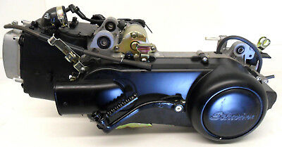 "GY6 150cc 4 Stroke Engine, Short Case For Scooters with 10"" Wheels"
