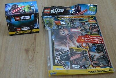Lego Star Wars™ Serie 1 Cromos Coleccionables Game 1 Pantalla / 50 Booster +