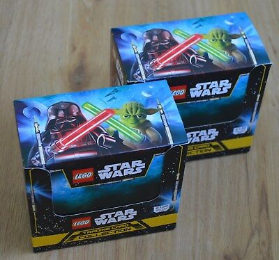 Lego Star Wars™ Serie 1 Cromos Coleccionables Game 2 Pantalla 100 Booster 500