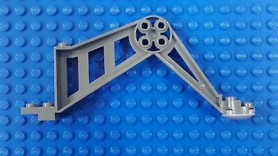 LEGO 1X (one piece) Support Leg LARGE Insectoids-MARS 1999 part# 30212 DARK GRAY