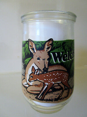 Welch'S North American Collection – Key Deer Jelly Glass