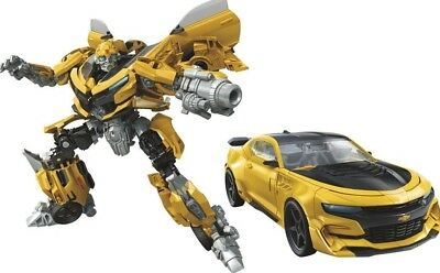 New Authentic Transformers The Last Knight Bumblebee Premier Edition Collectible