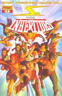Project Superpowers Chapter 2 #1 The Inheritors Dynamite NM