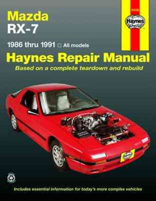 1985 mazda rx7 factory service manual browse manual guides u2022 rh npiplus co 1991 rx7 factory service manual 1988 mazda rx7 factory service manual