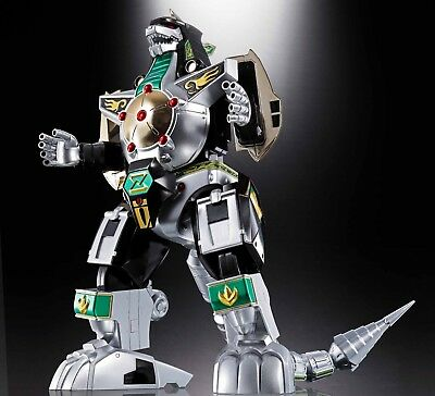 Mighty Morphin Power Rangers - Dragonzord Soul of Chogokin Figure GX-78 (Bandai)