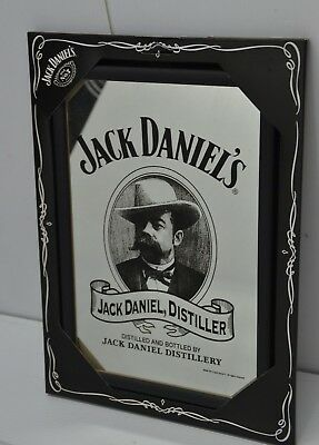 Jack Daniel's Distillery Brand New Small Decorative Bar Mirror