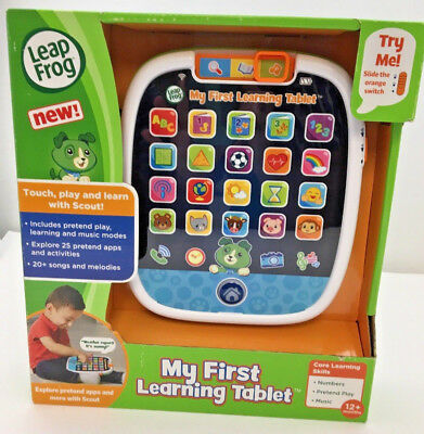 Leap Frog My First Learning Tablet