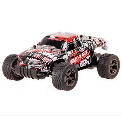 Remote Control Car High Speed 40KM/H RC Electric Monster Truck OffRoad Vehicle