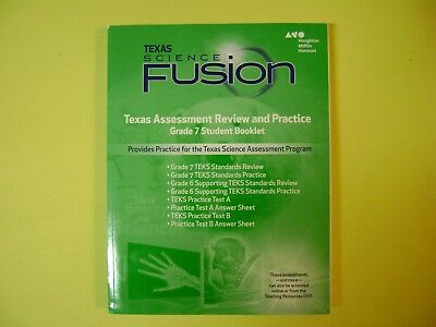Science fusion holt mcdougal lot 7th grade books homeschool 1550 holt mcdougal science fusion texas texas assessment review and practice grade 7 fandeluxe Image collections