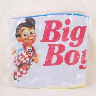 Big Boy Restaurant Beach Ball New in Package Inflatable Advertising Color