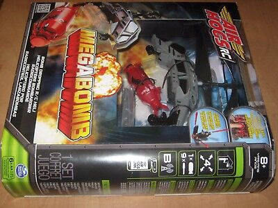 AIR Hogs RC MEGABOMB BRAND NEW Spin Master - R/C Heli Helicopter