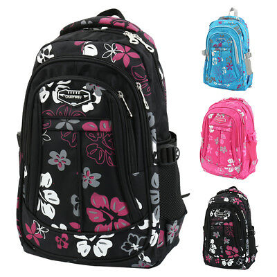 New Large Backpack Bag Watch Wallet Flowers Boys Kids Toys Children School