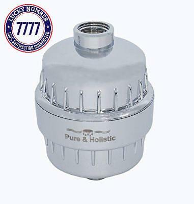 Pure  Holistic High Performance Universal Shower Filter With 8 Stage High Outpu