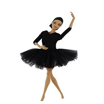 Doll Dress Fashion Handmade Ballet Clothes Accessories Toys For Christmas Gift
