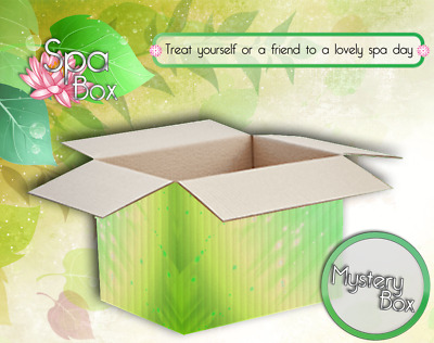 Spa box - relaxation and self-care mystery box