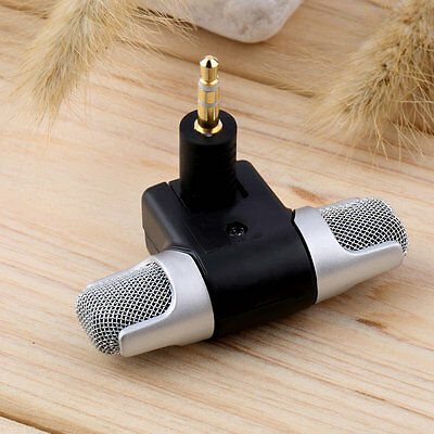 1pc New Mini Stereo Microphone Mic 3.5mm Mini Jack PC Laptop Notebook YS