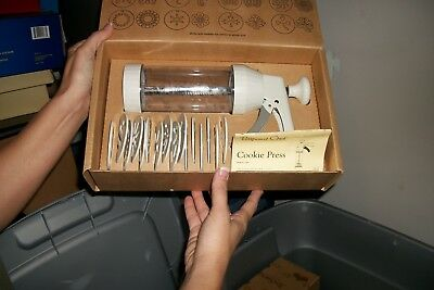 Pampered Chef Cookie Press #1525