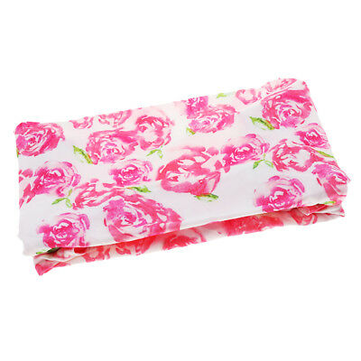 Baby Changing Table Pad Cover Contoured Diaper Change Nappy Changing Rose