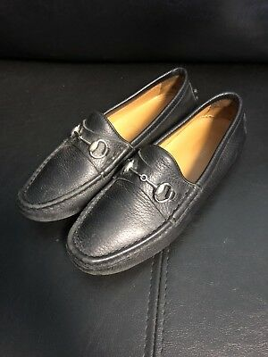 98caf0d75cb DESIGNER BOYS GUCCI Smart Shoes Loafers Size Eu 35 UK Rp£270 ...