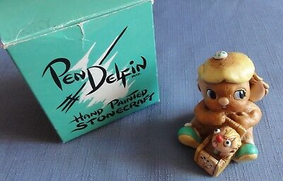 Pendelfin JACKY  Made in England Jack in a box