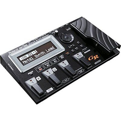 New Roland Gr55Bk Multi-Effect Electric Guitar Effect Pedal Synth Processing
