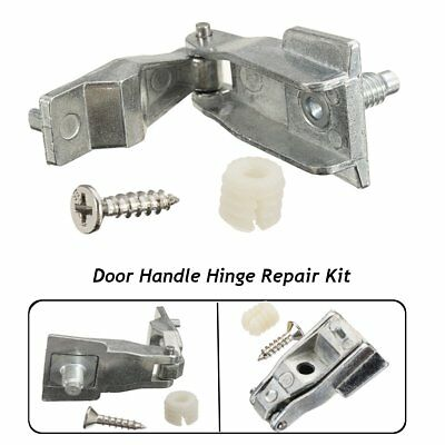 Outer Door Handle Hinge Repair Kit OS/NS Passenger Driver Side For FIAT 500