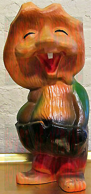 Union Products Jester Pepper Garden Gnome Unique rare vtg Plastic Light Oddity