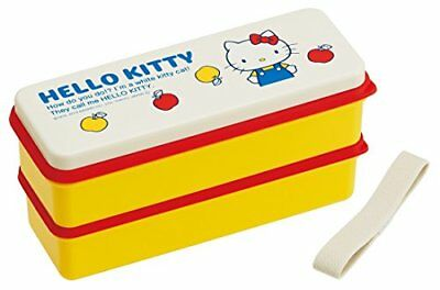 Skater seal lid with lunch box lunch box 630ml Hello Kitty 70s Sanrio SSLW6