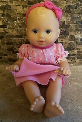 Fisher Price Little Mommy Hide & Peek Interactive Baby Doll
