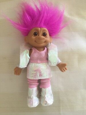 Tracey Russ  Disco Party Outfit Troll