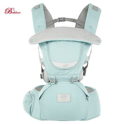 New Bethbear Hip Seat Newborn Waist Stool Baby Carrier Infant Sling Backpack