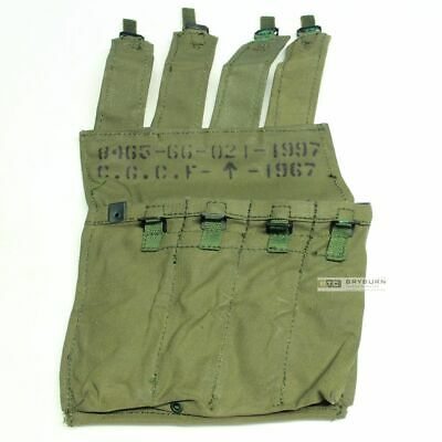 Australian Vietnam Issue F1/Sterling 9mm SMG Mag Pouch - 1967 - Unissued