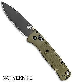 Benchmade Bugout AXIS Lock Knife Ranger Green 535GRY-1