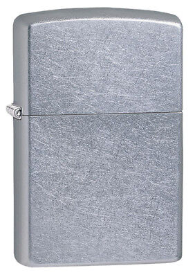 Zippo Lighter 207 Regular Street Chrome NIB