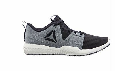 87370536f9d Reebok Men s Hydrorush TR Athletic Running Shoes GREY  BLACK Pick A Size No  Box