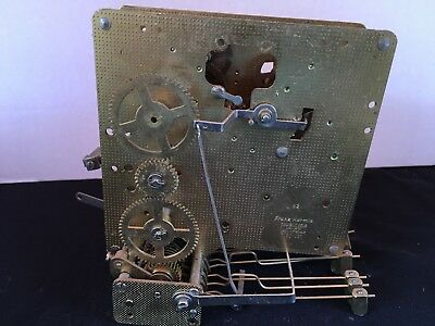 Estate Find Vintage Non-seized franz hermle 1050-021 clock movement part